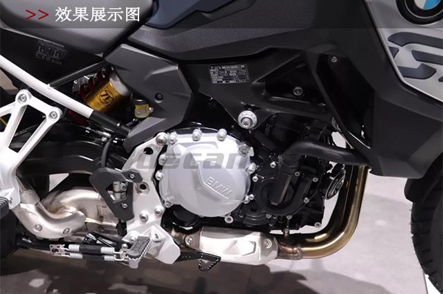 3D Scanning of Motorcycle Parts